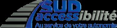 sud accessibilité logo couleur